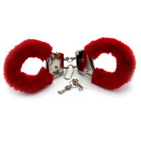 Furry Handcuffs - Comes with Keys