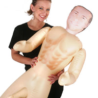 Mr. Stud Inflatable Love Doll is a Hit at Parties