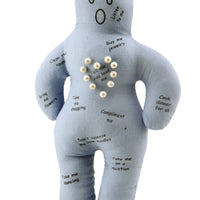 New Husband VooDoo Doll - Comes with Pins
