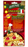 Weenie Linguine Pasta Box Back