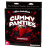 Edible Crotchless Gummy Panties for Her Package