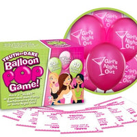 Pop The Decorative Balloon & Get a Dare - Example Dare Cards