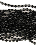 Black Beads - Twelve Strands