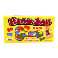 Blow Job Gum Box Front View