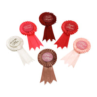 Award Ribbons for Party Guests - Six Designs