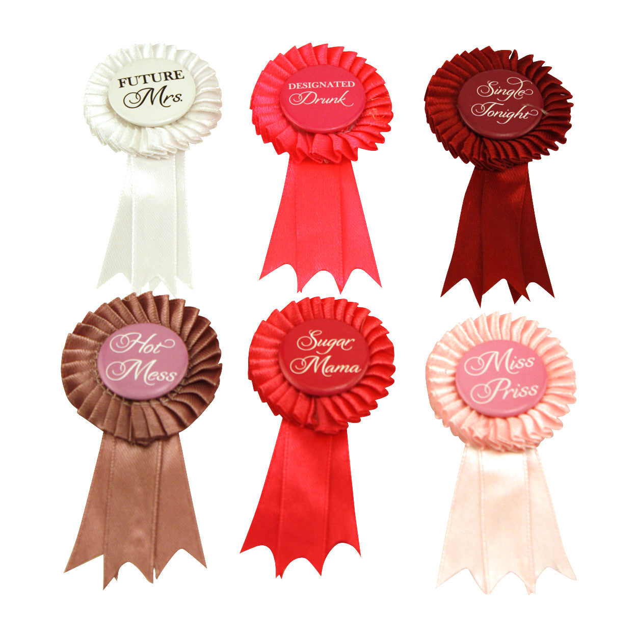 Award Ribbons for Party Guests