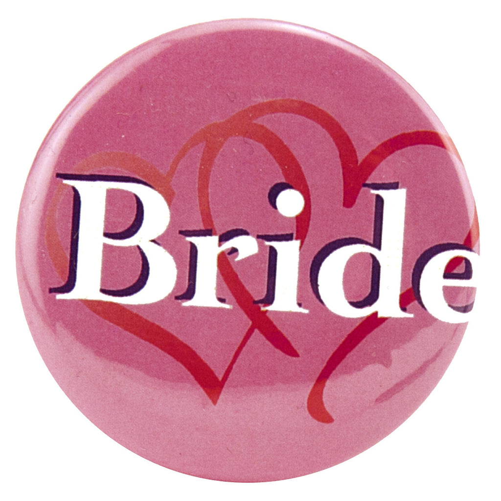 Bride Button