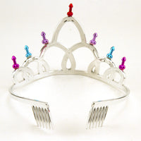 The Naughty Tiara - Rear View