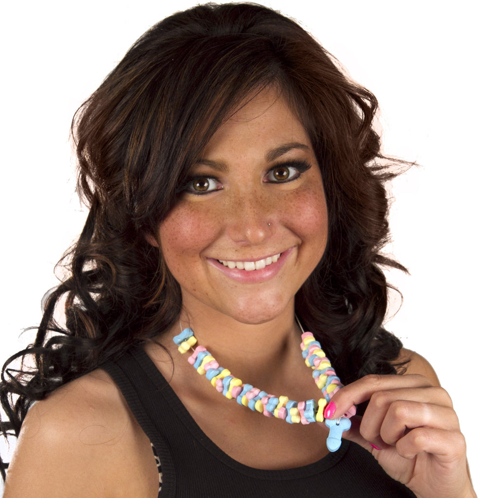 Dicky Charms - Penis Candy Necklace