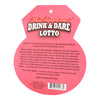 Drink or Dare Lotto Cards - How to Play
