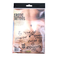 Erotic Tattoos