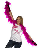 Feather Boa - Hot Pink