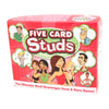 Five Card Studs - One of Our Favorite Bar Games!