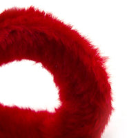 Furry Handcuffs - Close Up