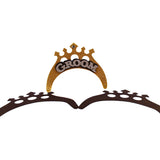 Groom Crown Set - Comes with Five Crowns