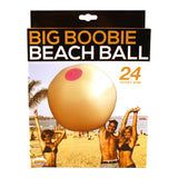 Big Boobie Beach Ball