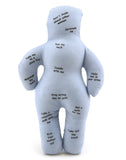 New Husband VooDoo Doll - Rear View