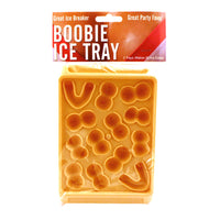 Boobie Ice Cube Tray in Package