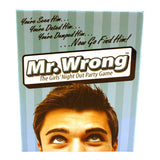 Mr. Wrong Game Box Front