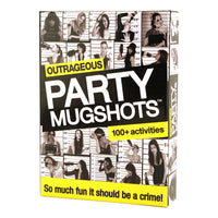 Bachelorette Party Mug Shots Game
