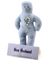 New Husband VooDoo Doll - Bachelorette.com Bachelorette Party Supplies