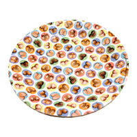 Boob-Covered Plates - 8 Per Pack