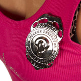 Pecker Inspector Badge - Bachelorette.com Bachelorette Party Supplies