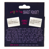Who Is the Biggest Pervert Card Game - Bachelorette.com Bachelorette Party Supplies