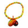 Rainbow Boobie Candy Necklace - Bachelorette.com Bachelorette Party Supplies