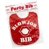 The Blow Job Bib in Package