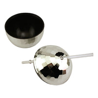 Disco Ball Cup - Easily Unscrews