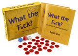 What the F*ck? - Totally F*cked Up Version - Bachelorette.com Bachelorette Party Supplies