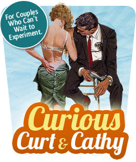 Curious Curt and Cathy - For the Couple Looking for a First-Time Sex Toy.