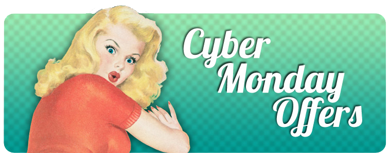Cyber-Monday specials on Vibrators and Sex Toys