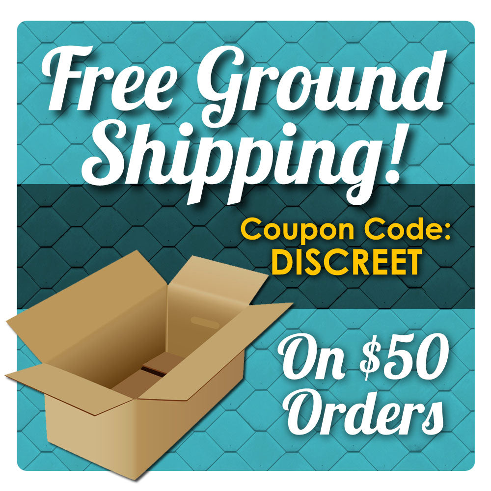 Free 6-8 Day Shipping Coupon for Orders Over $50