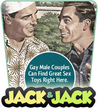 Jack and Jack - Sex Toys for Gay Couples.
