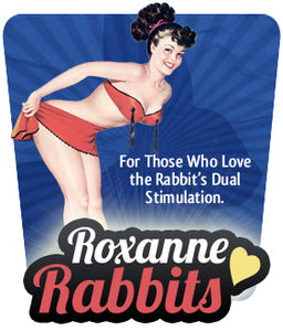 Roxanne Loves Rabbits - A Selection of Classic and New Rabbit Vibrators.