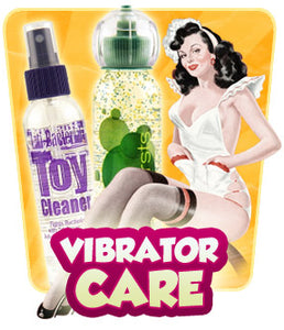 Taking Care of Your Vibrator