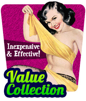 Value Collection - Affordable Vibrators and Sex Toys.