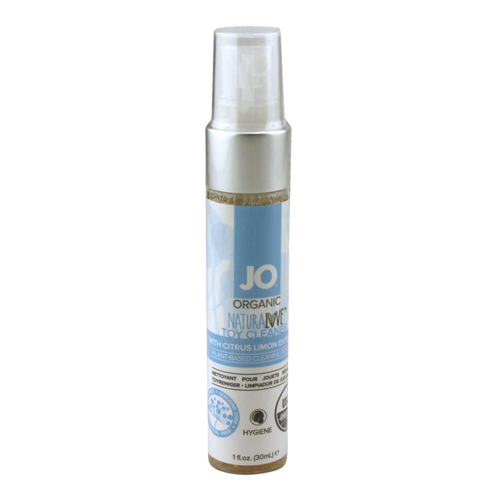 Organic Sex Toy Cleaner - Vibrators.com Vibrator Experts