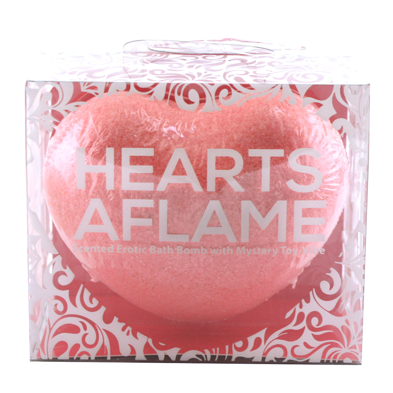 Erotic Heart Scented Bath Bomb