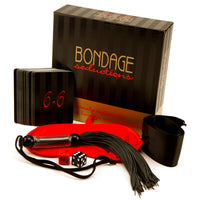 Bondage Seductions - A Sexy Game - Vibrators.com Vibrator Experts