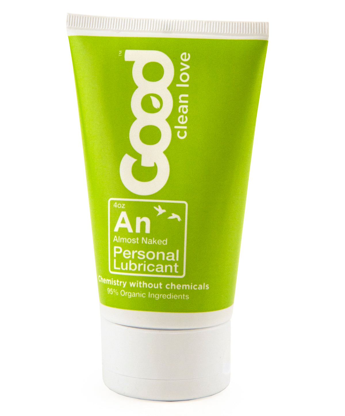 Good Clean Love - An Almost Naked Lubricant