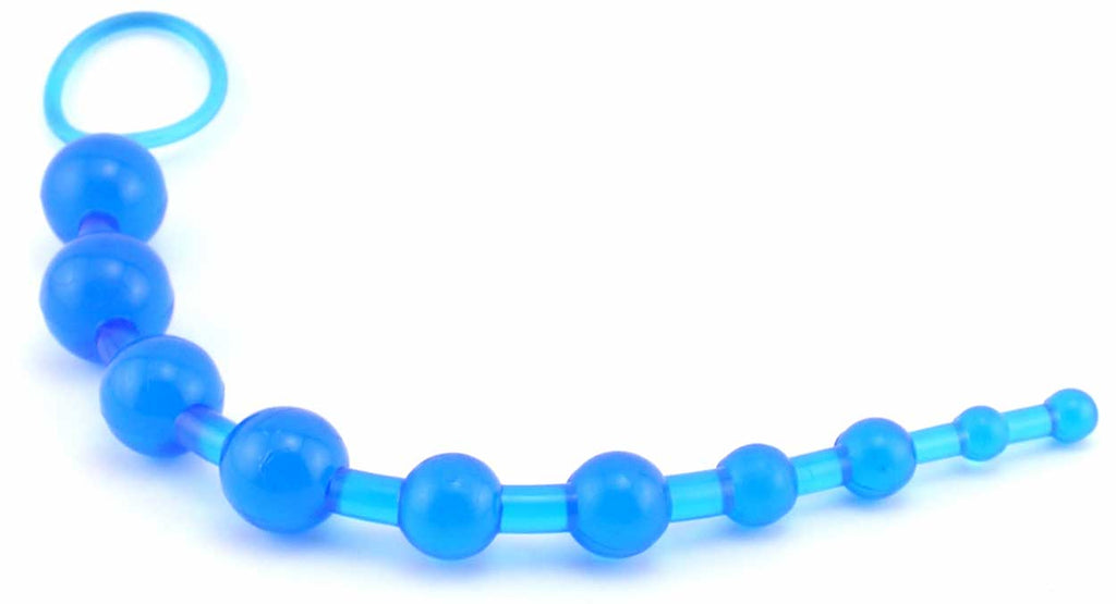 Jelly Anal Beads - Vibrators.com Vibrator Experts