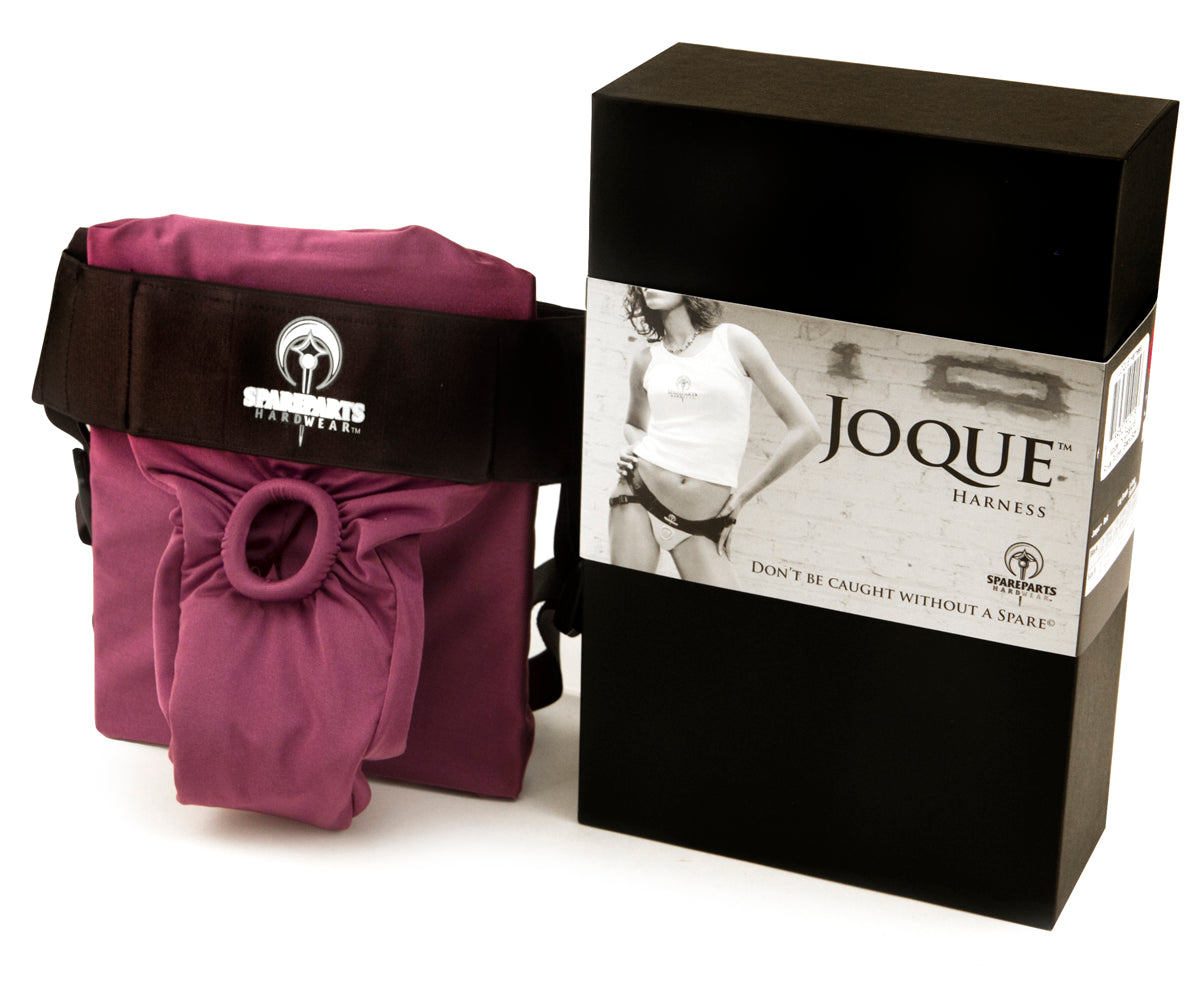 Our Favorite Strap-On Harness - SpareParts Joque