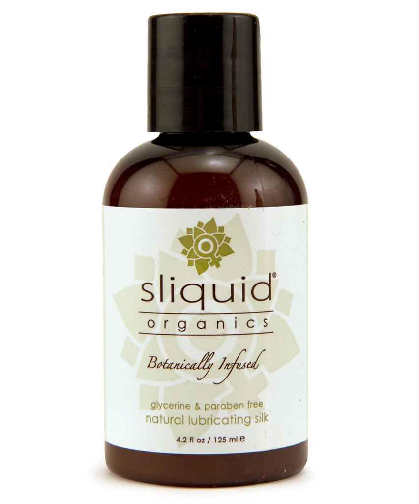 Sliquid Organics Silk Lubricant - Vibrators.com Vibrator Experts