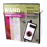 Wand Essentials Speed Controller Instructions