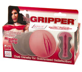 The Rippled Real Feel Male Masturbator - Vibrators.com Vibrator Experts