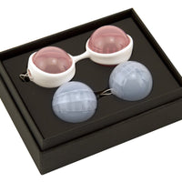 Lelo Luna Weighted Balls - Vibrators.com Vibrator Experts