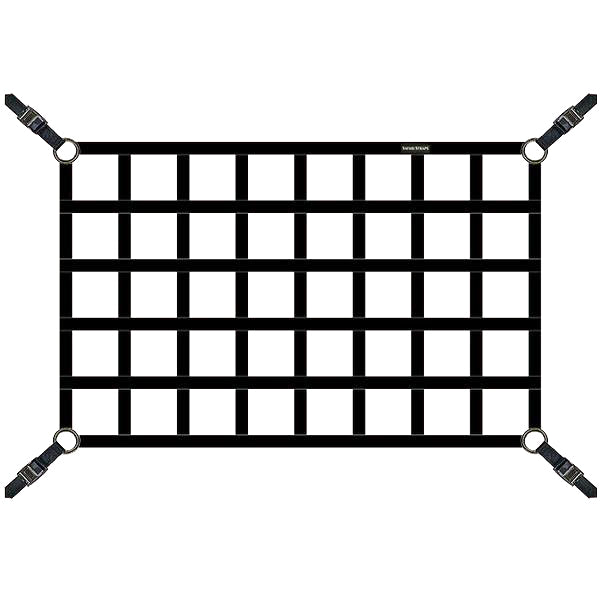 "Cargo Net GGB/Platform 23.5 x 37 with 1"" Netting"